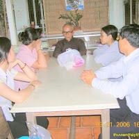 [T&C-009] Thầy tiếp quý phật tử ngày 21/03/2006