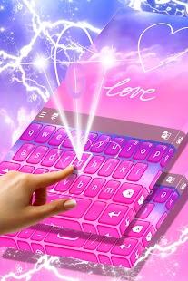 Zdarma 2017 Love klávesnice - náhled