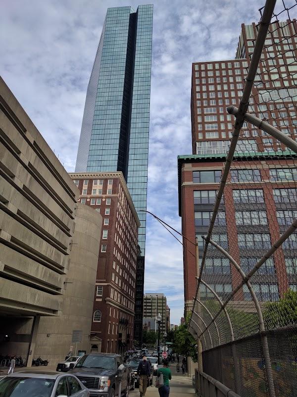 Avis car rental boston address phone opening hours reviews - 100 clarendon street garage ...