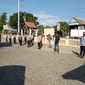 Polsek Tellu Limpoe Gelar Apel Pengecekan Personil Persiapan Pengamanan Malam Takbiran dan Shalat Idul Fitri 1442 H.