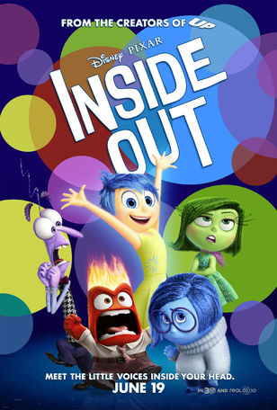 Inside Out - Những mảnh ghép cảm xúc