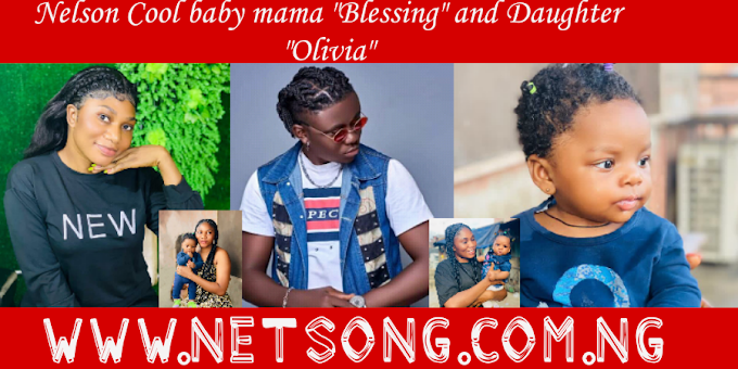 """[Ent.News] Popular Nigerian Artiste & Promoter """"Nelson Cool"""" Baby Mama and Daughter (Photos)"""