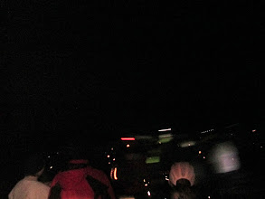 Photo: Trying to get a pic of the start at 5am