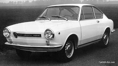 Fiat Abarth OT 1000 Coupe