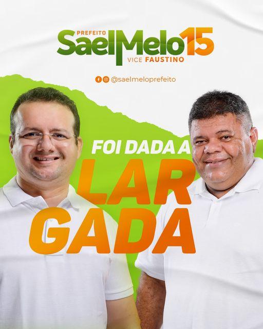 Foi dada a largada. Bem-vindos a nossa campanha, Porto do Mangue.