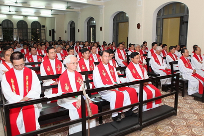 Nhật ký Đại Hội Giáo lý toàn quốc lần thứ III. Ngày 10/8/2011