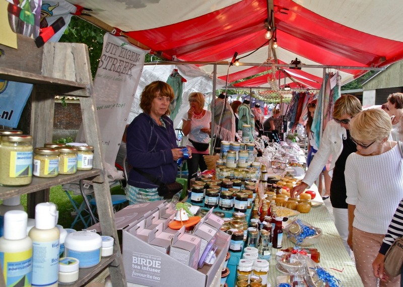 streekmarkten Keukenhof