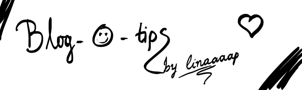 Συμβουλές για blogger