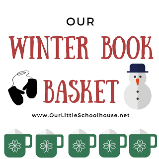 Our Little Library - Winter Basket - Small