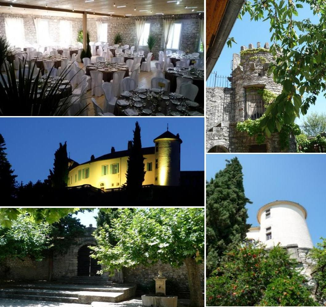 Wedding venue in the French