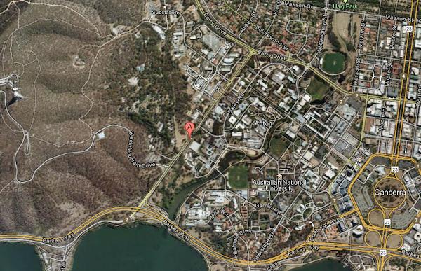 clunies ross map screenshot