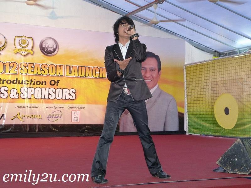 Perak FA 2012 Season Launch