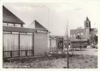 Hoornaar. Raiffeisenbank - Spaarbank. Gelopen gestempeld in 1976.