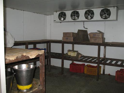 Storeroom of Sera Je Kitchen