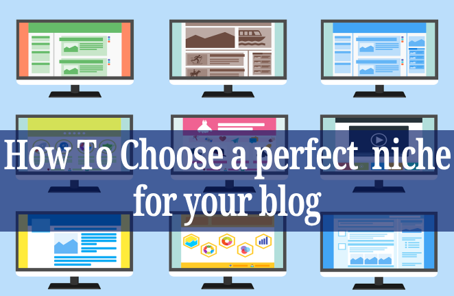 How To Choose A Perfect Niche For Your Blog