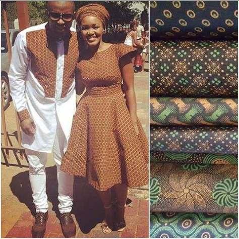 Traditional Shweshwe Dresses 2018 African Traditional Clothing 12
