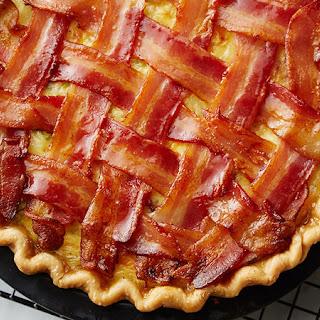 Maple Bacon Breakfast Pie.