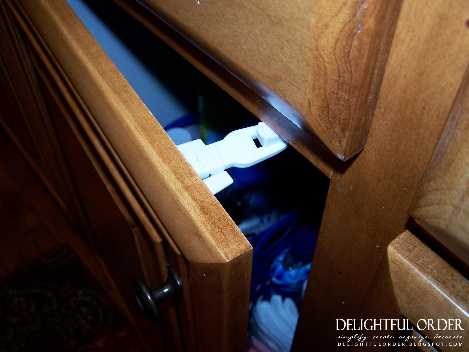 Delightful Order Organizing Under The Kitchen Sink