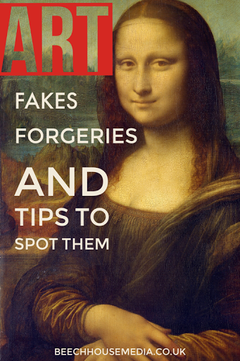 tips to spot fake and forged artwork in the art world