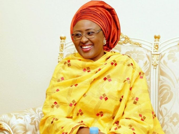 Aisha Finally Reacts To Reports That President Buhari Is Set To Take A Second Wife