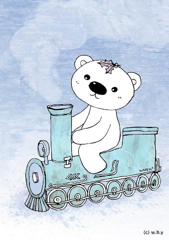 Bear Train