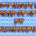 A CRAZY NIGHT IN THE MONTH OF APRIL