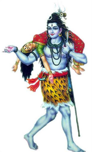 Goddess Sati Image