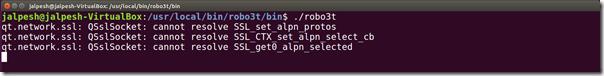 run-robo35-command-line