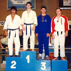 1986 Results JUNIORS U95 1. Eddy Couvreur BEL (SAMOERAI RONSE) 2. Salvatore Cimino BEL 3. François LaTour BEL 3. Roland De Greef BEL