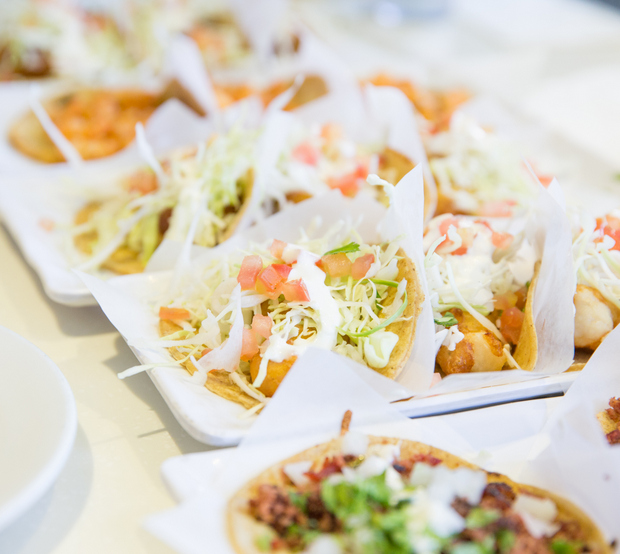 photo of plates of tacos