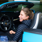 STUTTGART, GERMANY - APRIL 17 : Johanna Konta at the 2016 Porsche Tennis Grand Prix