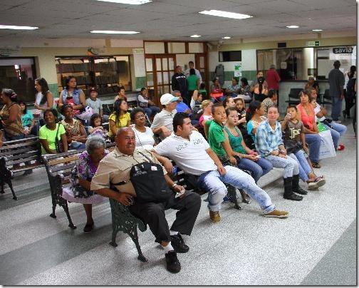 05.10.2017Sala admisiones San Javier