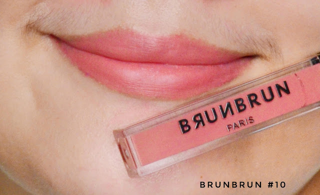 Review BRUNBRUN Paris Lip Cheek Eye Color