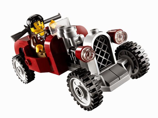 7326 レゴ ファラオクエスト ライズ・オブ・ザ・スフィンクス