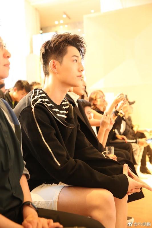 Ming Peng China Actor
