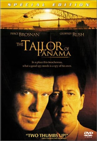 Poster Of The Tailor of Panama 2001 In Hindi Bluray 720P Free Download