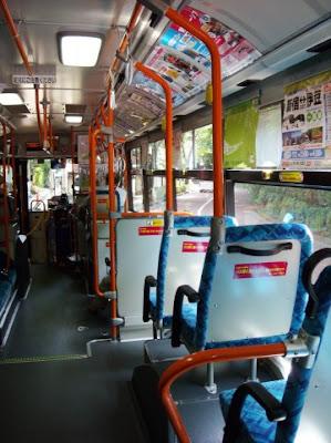 観光バス会社を中心に転職活動を開始