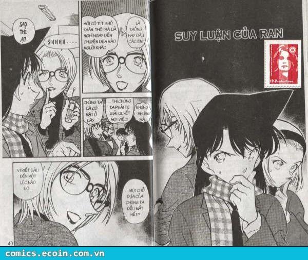 Detective Conan Chap 430 - Truyen.Chap.VN