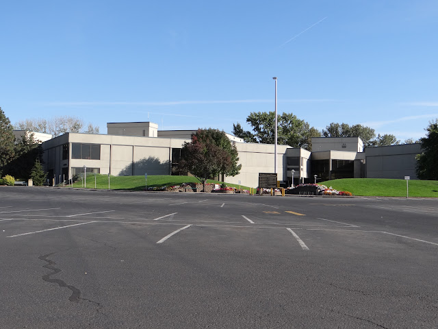 Walla Walla Community College Main Building