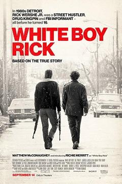 Beyaz Çocuk Rick - 2018 Türkçe Dublaj BRRip indir