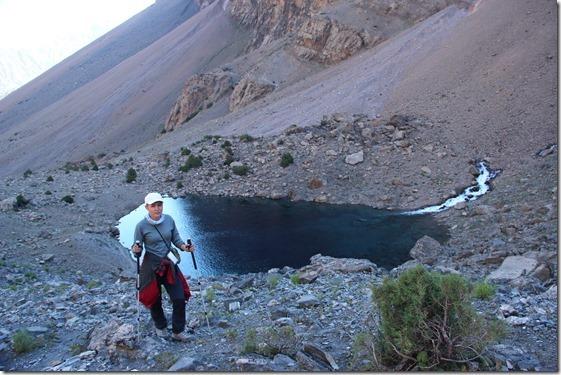 Мутне озеро, Фани