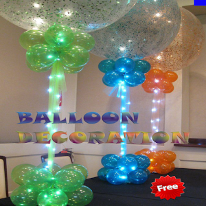Balloon decoration android apps on google play for Balloon decoration book