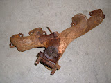1959-1960 364-401 right side manifold, all. Call