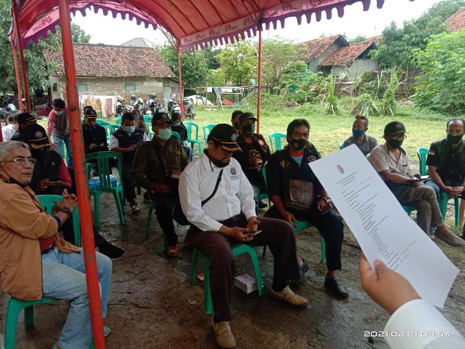 AWI DPC Kabupaten Majalengka Tasyakuran Memperingati Hari Pers Nasional Diisi Dengan Penyerahan SK Perubahan DPC AWI Majalengka