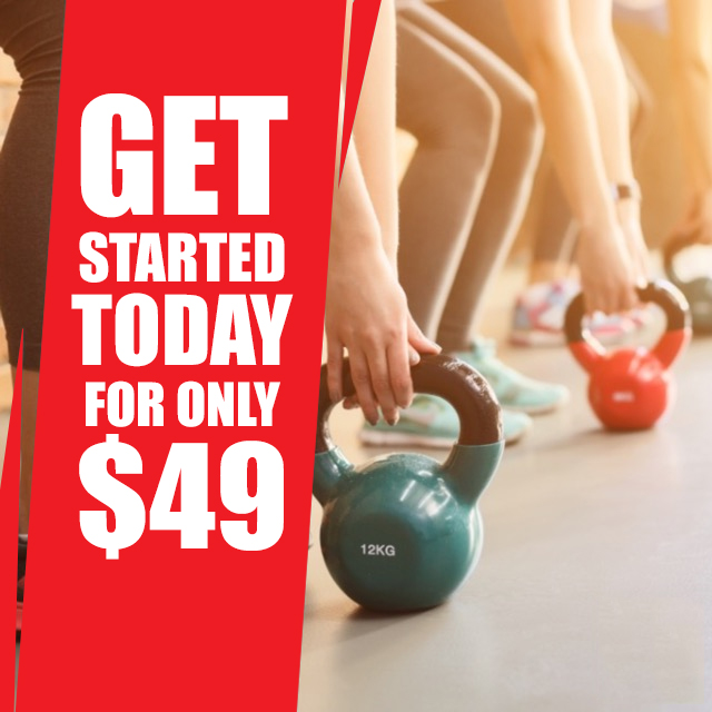Get Started Today at IB Fitness in Imperial Beach