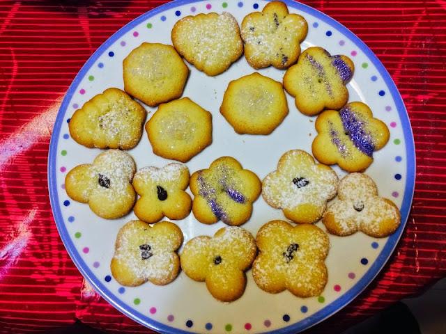 biscotti di pasta frolla montata ricetta blog cucina giallo zafferano A pummarola 'ncoppa burro farina te bimby