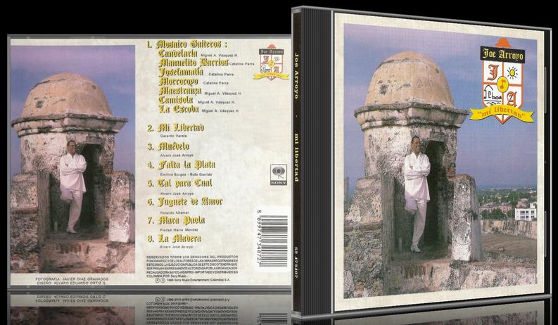 Joe Arroyo - Mi Libertad (1995) [MP3 @320 Kbps]