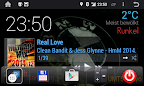 Erisin ES9746A Android 4.4.4 (20150115) Night UI with visible dock