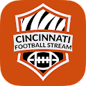Cincinnati Football STREAM+ icon