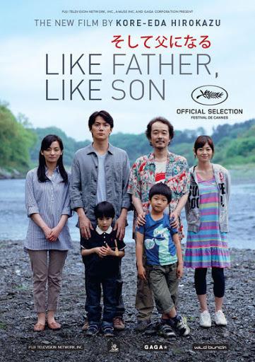 Like Father Like Son (2014) พ่อครับ..รักผมได้ไหม?